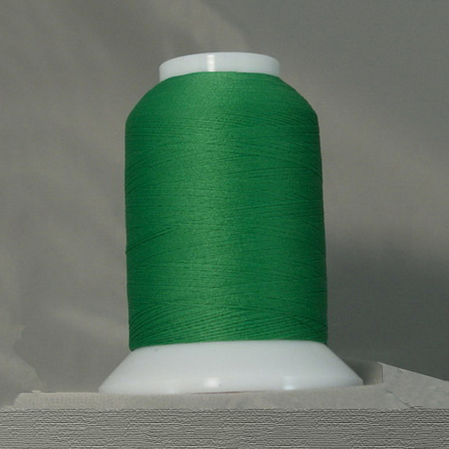 YLI Woolly Nylon Thread, Christmas Green - 245