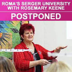Roma's Serger University