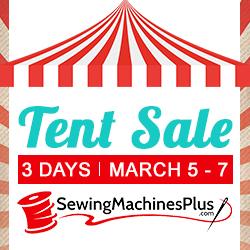 SMP Tent Sale