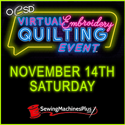 OESD Quilting Event Thumbnail