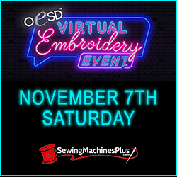 OESD Embroidery Event Thumbnail