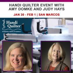 Handi Quilter Event