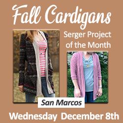 Fall Cardigans San Marcos