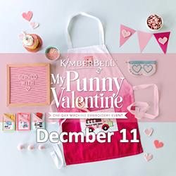 Kimberbell My Punny Valentine