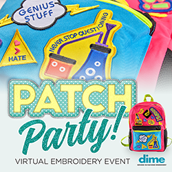 Virtual Patch Party