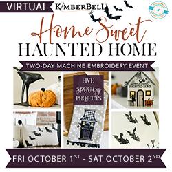 Kimberbell Virtual Haunted Home
