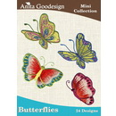 Anita Goodesign Butterflies 19MAGHD