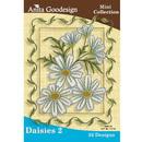 Anita Goodesign Mini Collection Daisies 2 75maghd