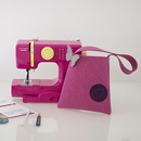 Bluefig University Learn to Sew Kit - Lil Purse Class 100