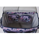 "Bluefig Quilter Deluxe Combo: 19"" Wheeled Bag, Project Bag, Fat Quarter Bag, Satchel and Thread Carrier - Maisy"