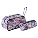 Bluefig Quilters Bee Bundle 2: Thread Carrier, Zipper Bag, Wrist Bag and Satchel Bag - Maisy