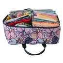 Bluefig Quilters Caboodle: Fat Quarter Bag, Thread Carrier and Satchel - Maisy
