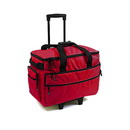 Bluefig TB19 Wheeled Sewing Machine Carrier - Red