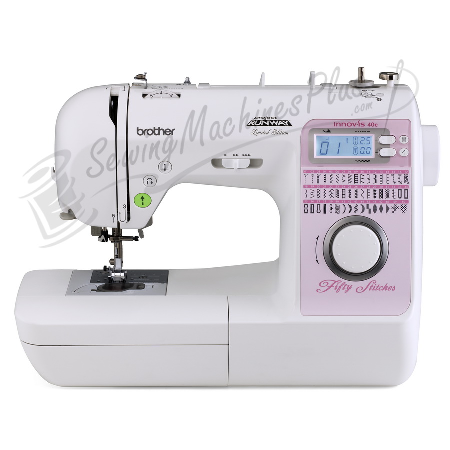 Brother Project runway LE Innov-is 40e Computerized Sewing Machine