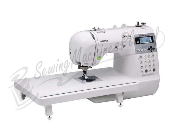 Brother Project Runway Limited Edition Innov-is 85e Sewing Machine