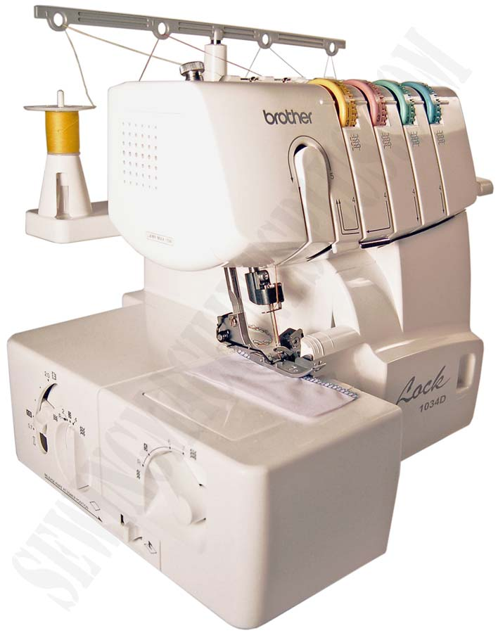 Brother 400D Brother 400D 40040 Thread Serger Fascinating Brother Serger Sewing Machine
