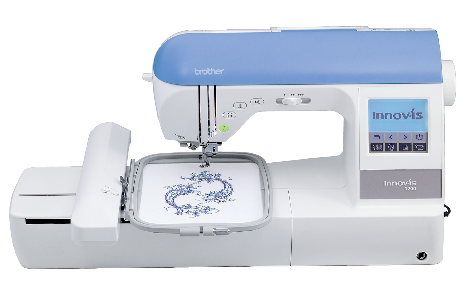 brothers sewing embroidery machine