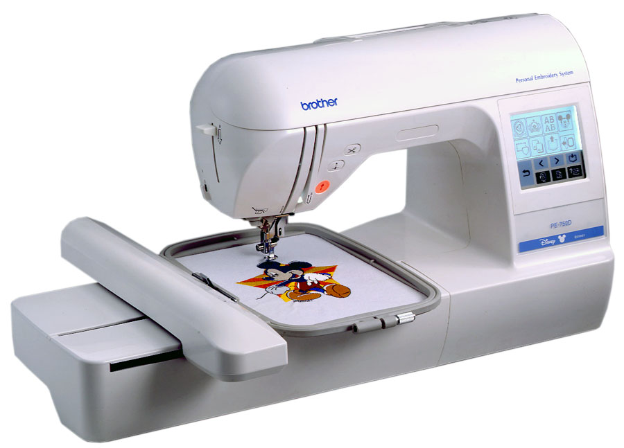 Brother Embroidery Machine Disney Disney Embroidery Machine Mesmerizing Computer Sewing Machine Embroidery