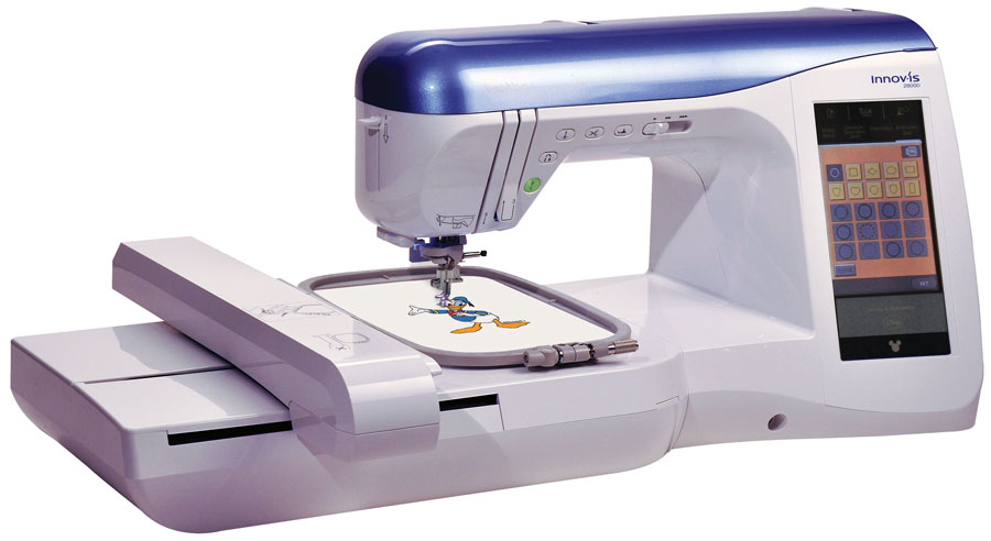 Brother Innovís 40D Sewing And Embroidery Machine Delectable Brother Embroidery Sewing Machine