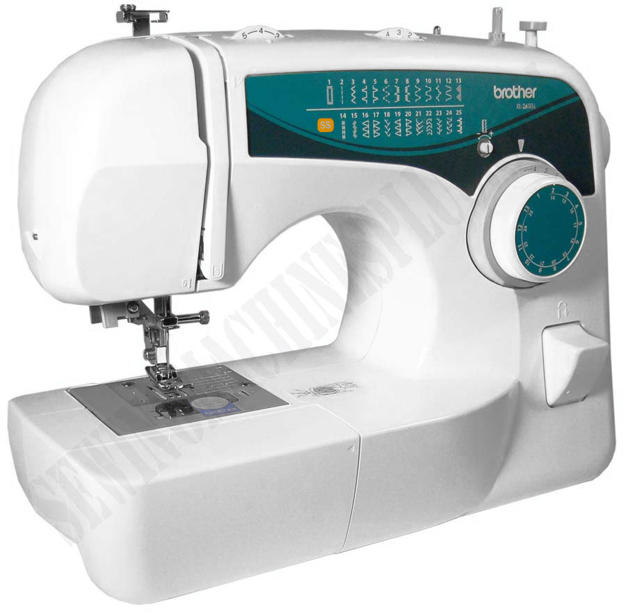 brothers sewing machine xl2600i