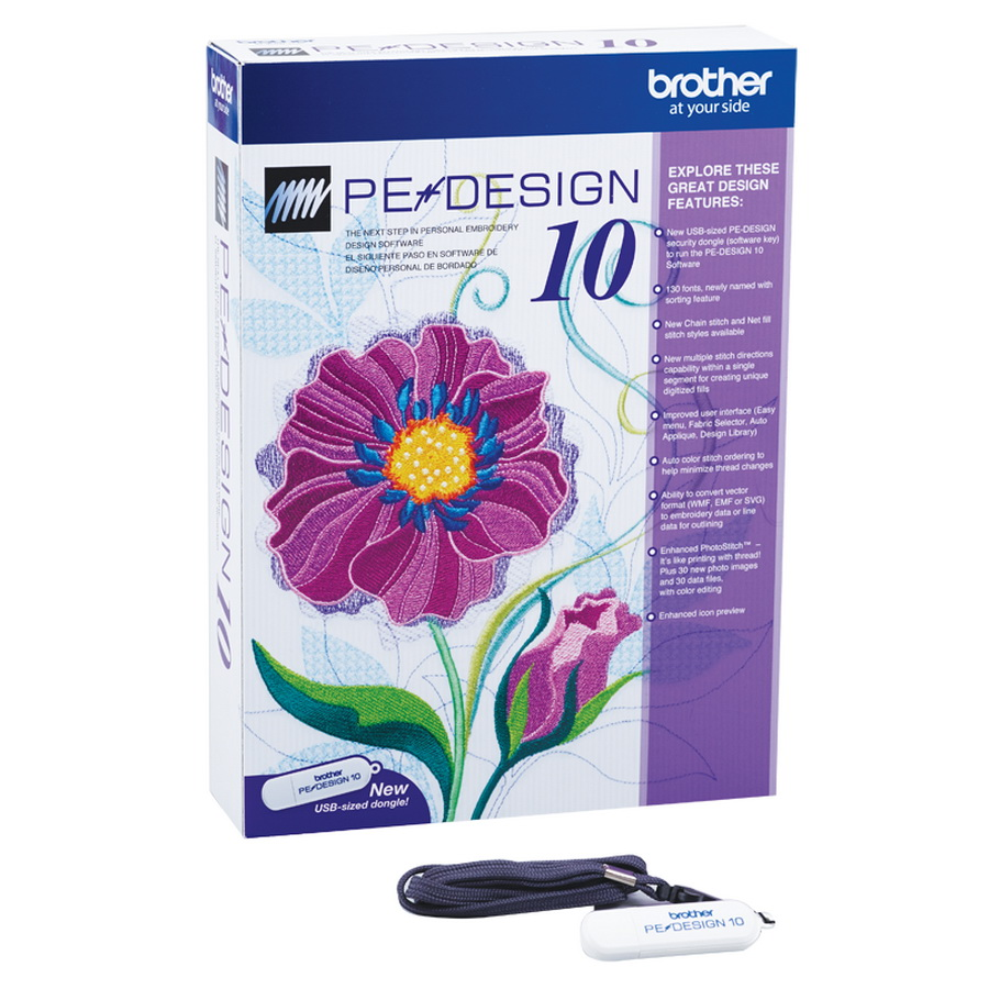 Brother Pe Design 10 Embroidery Software