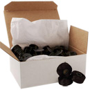 Brother Pre-wound L Bobbins in Black 100 Pack #PRWB130B