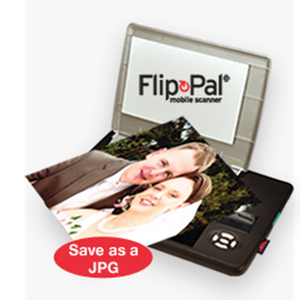 Scan it with Flip-Pal Mobile Scanner