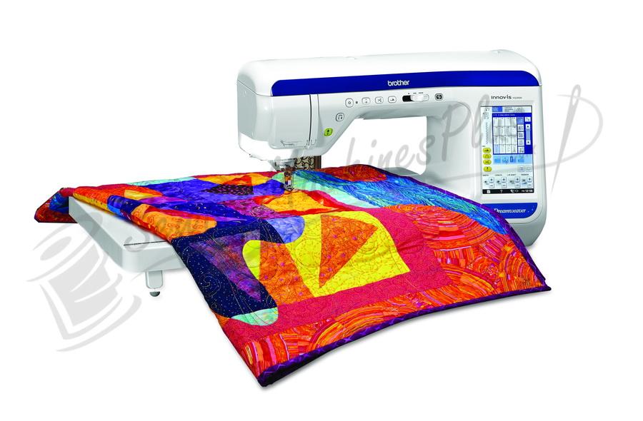 Brother DreamWeaver Innovis VQ40 Sewing Machine Custom Fur Sewing Machine Canada