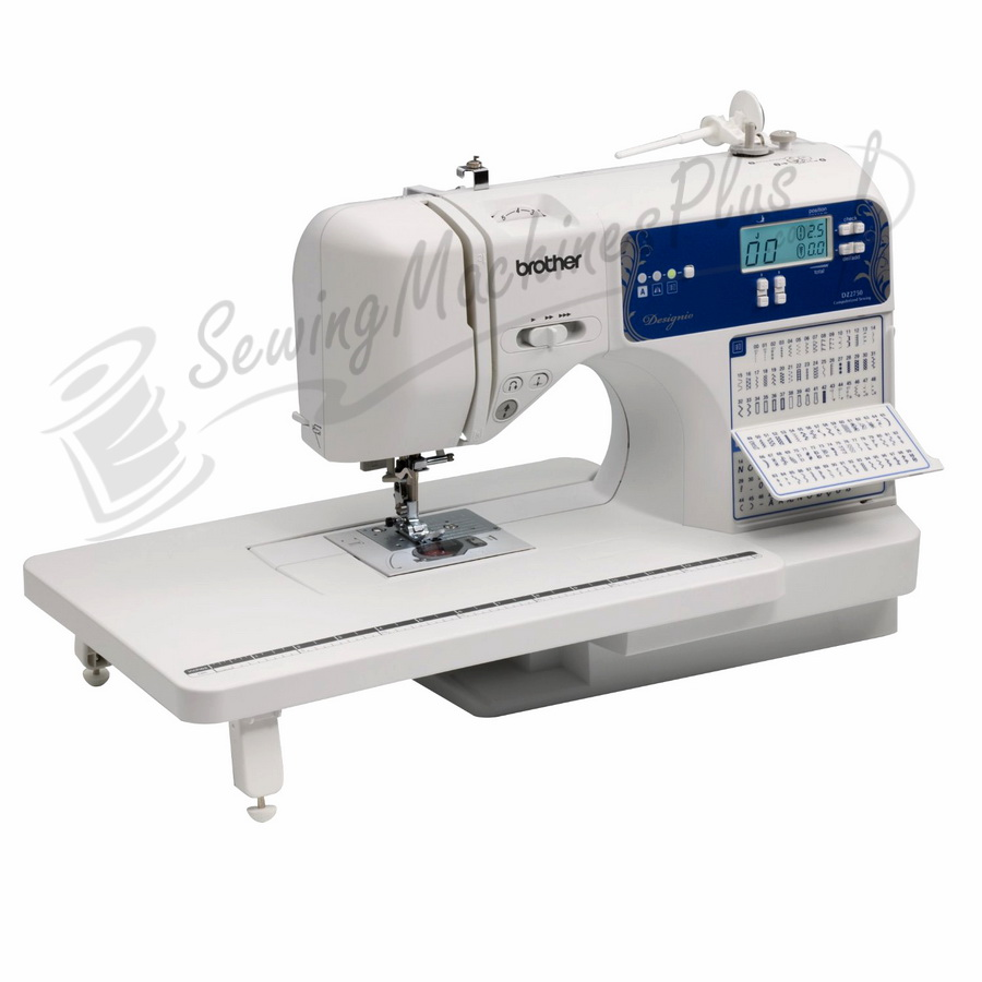 Brother Designio DZ2750 Sewing and Quilting