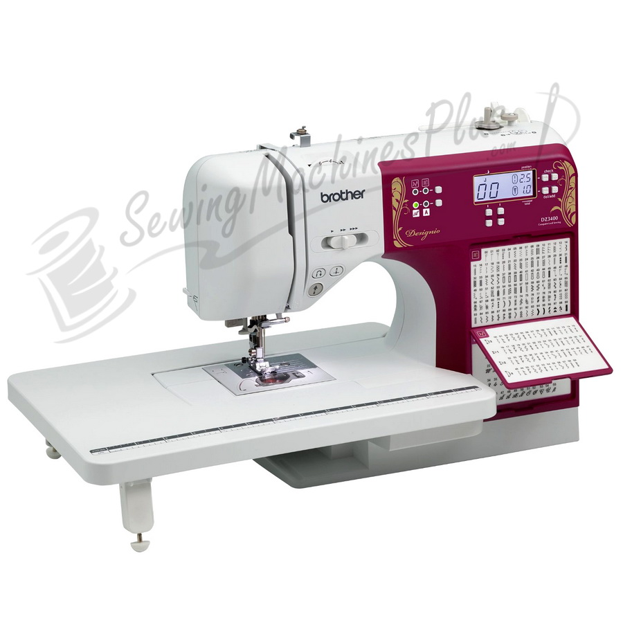Brother Designio DZ3400 Sewing and Quilting