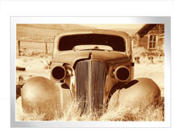Examples of what you can create with the PhotoStitch feature in PE-DESIGN PLUS and the Flip-Pal Mobile Scanner