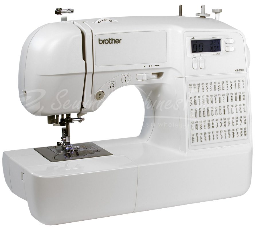 Brother HS-2000 Computerized Sewing Machine HS2000