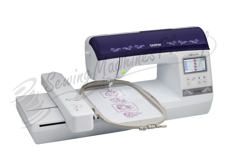 Brother Innovis NQ40E Embroidery Machine Enchanting Bernina Sewing Machine Amazon