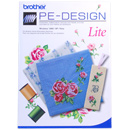 Photo of Brother PE-DESIGN Lite Embroidering Editing Digitizing Software from Heirloom Sewing Supply