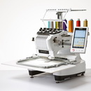 Brother Entrepreneur Pro PR-1000 10-Needle Embroidery Machine