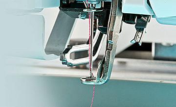 Advanced Needle Threading System