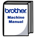 Brother Disney Computerized PE750D Embroidery Machine Manuals