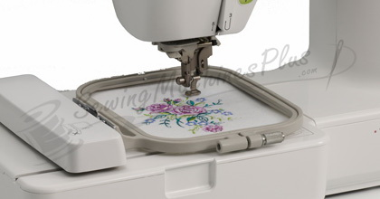 3 Hoops for Brother Simplicity SB7050E Embroidery Machine