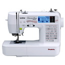 Brother Simplicity SB7500 Sewing and Embroidery