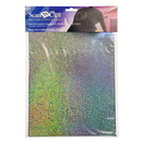 "Brother CATH01 Iron-on Sheets 8.5x11"" Holographic 4 Colors ScanNCut CM500DX 250 100"