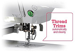 Automatic Thread Cutting