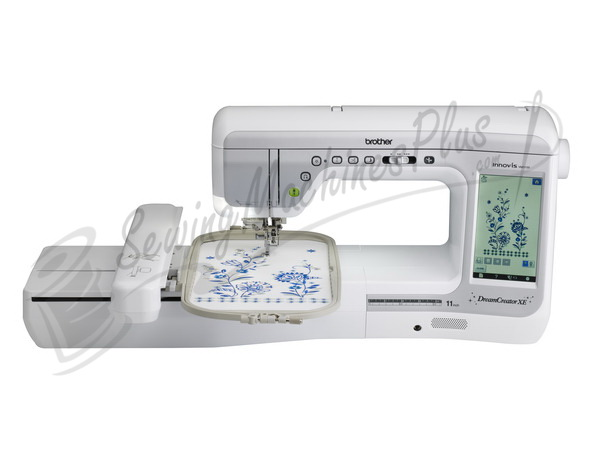 Brother DreamCreator XE Innov-is VM5100 Affordable Embroidery, Quilting and Sewing