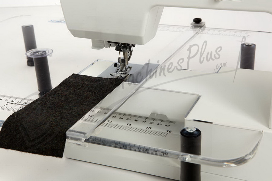 Dreamworld Sew Steady Large Sew Straight Guide for 18in x 24in Extension Table