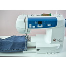 Eversewn Sparrow X2 Embroidery and Sewing Machine
