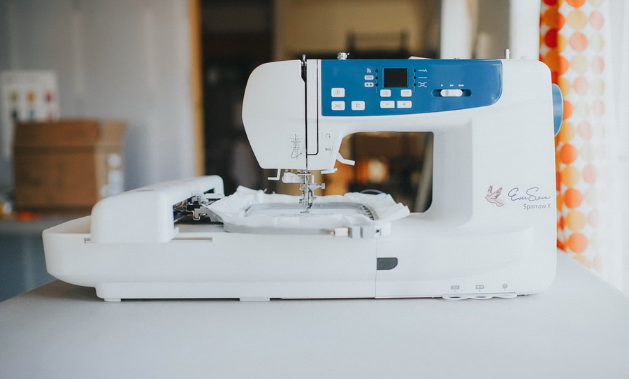 EverSewn Sparrow X Sewing and Embroidery Machine