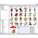 Floriani My Design Album Embroidery Software for Cataloging Designs