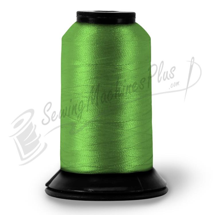 Pf0013 Floriani Embroidery Thread Viridine Green 1100yd Spool