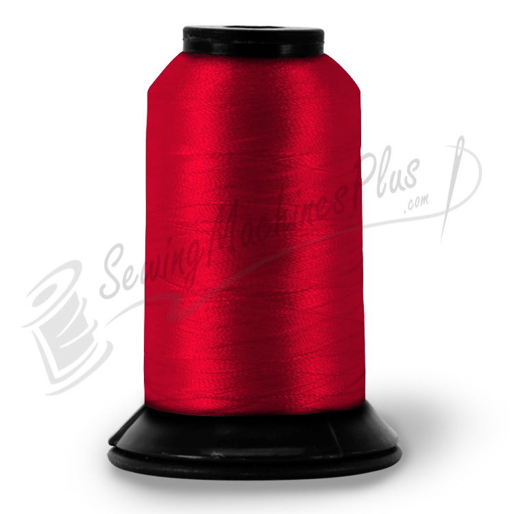 PF0003 - Floriani Embroidery Thread, Neon Red, 1,100yd spool