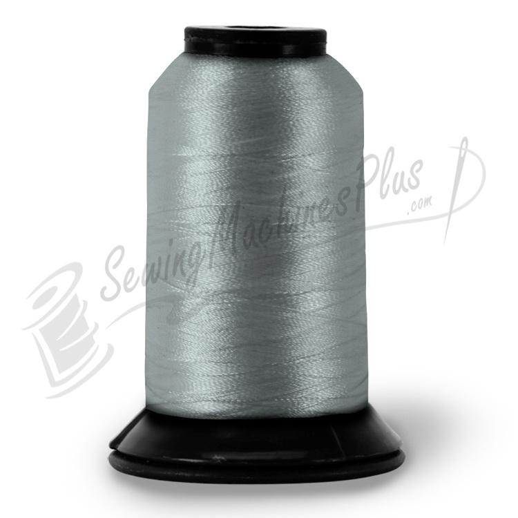 Pf0483 Floriani Embroidery Thread Light Gray 1 100yd Spool
