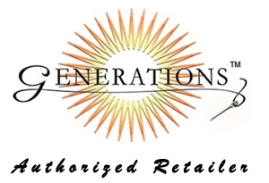Generations Embroidery Machines Authorized Retailer